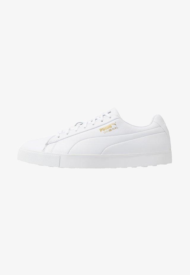 OG - Golfkengät - white