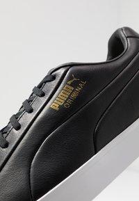 Puma Golf - OG - Obuwie do golfa - black - 5