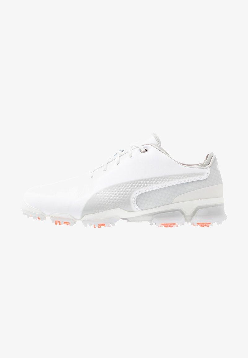 Puma Golf - IGNITE PROADAPT - Golfskor - white/gray violet