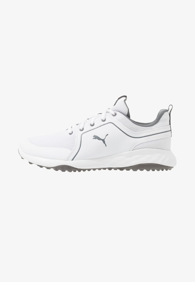 GRIP FUSION SPORT 2.0 - Golf shoes - white/quiet shade