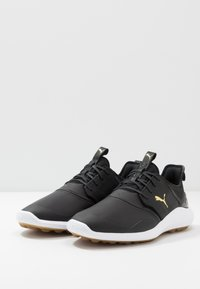 Puma Golf - IGNITE NXT CRAFTED - Golfkengät - black/team gold - 2