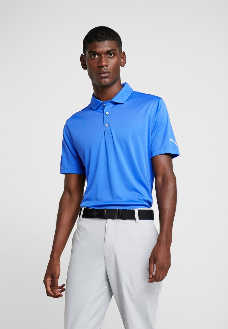 Puma Golf - ROTATION  CRESTING - Sports shirt - dazzling blue