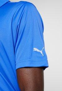 Puma Golf - ROTATION  CRESTING - Funkční triko - dazzling blue - 5