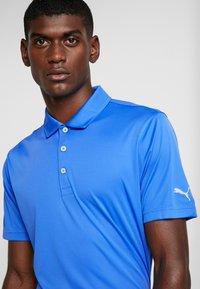 Puma Golf - ROTATION  CRESTING - Funkční triko - dazzling blue - 3