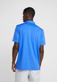 Puma Golf - ROTATION  CRESTING - Funkční triko - dazzling blue - 2