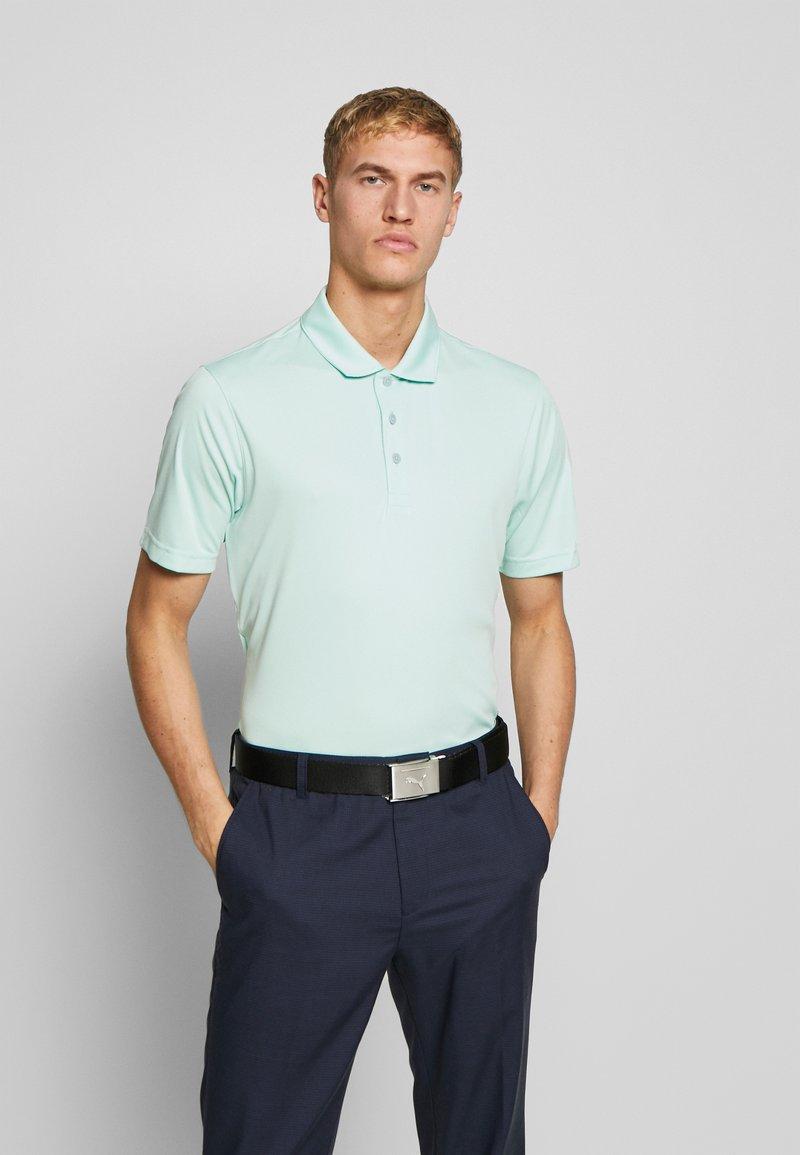Puma Golf - ROTATION  CRESTING - T-shirt de sport - mist green