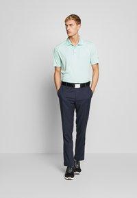 Puma Golf - ROTATION  CRESTING - T-shirt de sport - mist green - 1