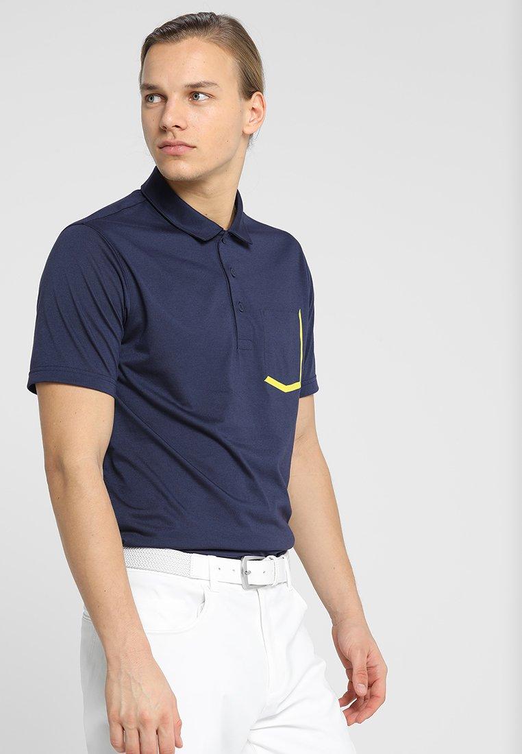 Puma Golf - FARADAY  - Sports shirt - peacoat