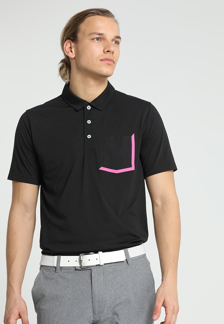 Puma Golf - FARADAY  - Funkční triko - black heather