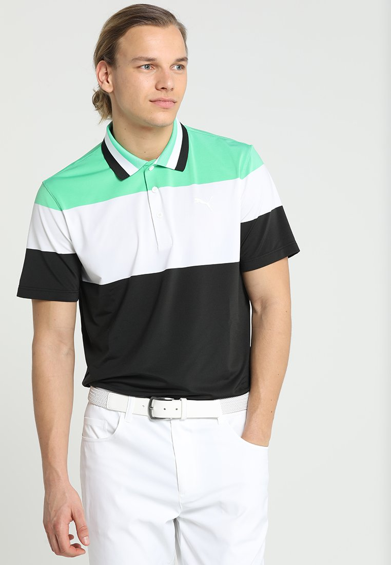 Puma Golf - NINETIES - Sports shirt - irish green