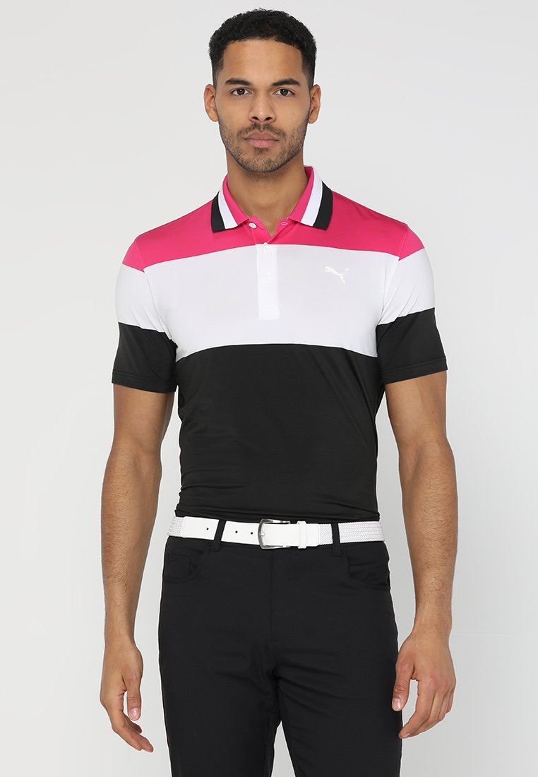 Puma Golf - NINETIES - Sports shirt - fuchsia purple