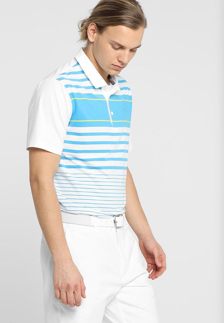Puma Golf - SPOTLIGHT  - Sports shirt - bleu azur/blazing yellow