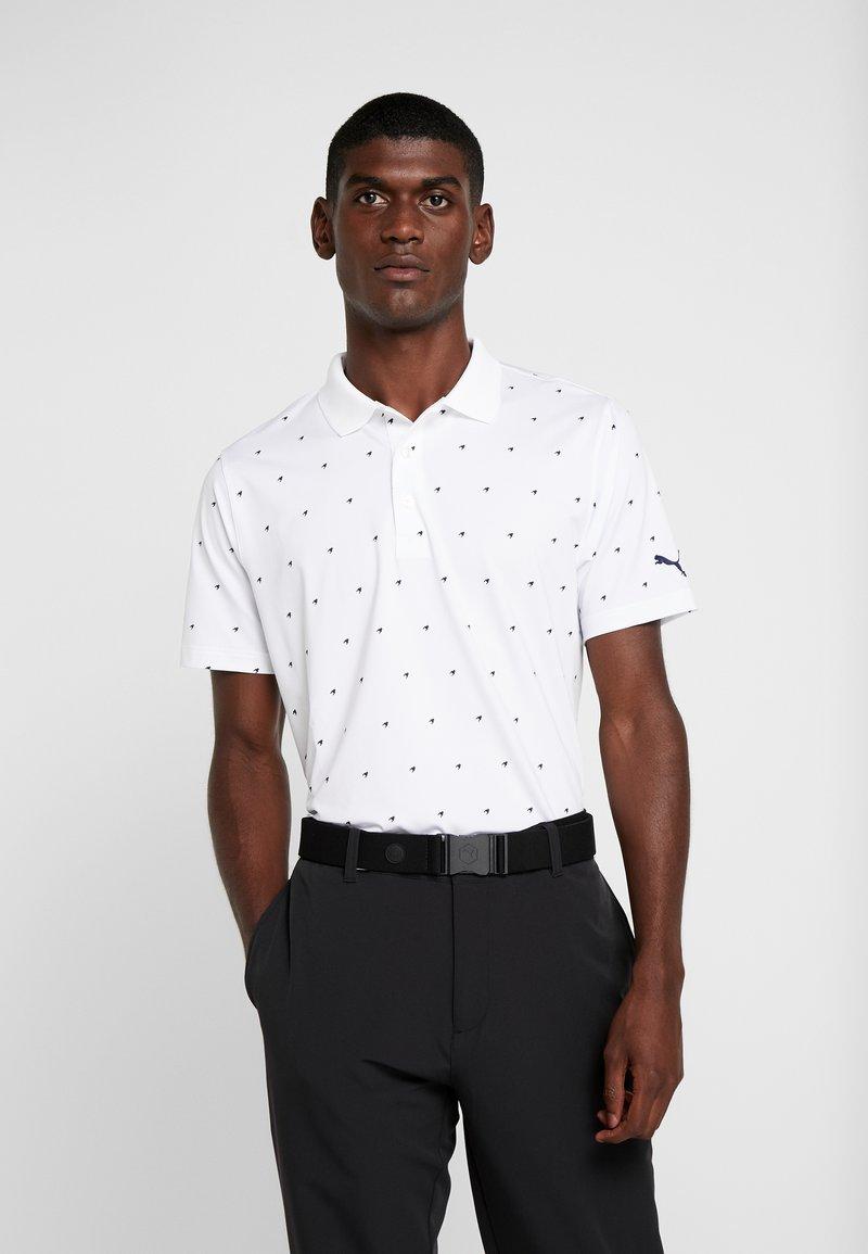 Puma Golf - SKERRIES  - Funktionströja - bright white
