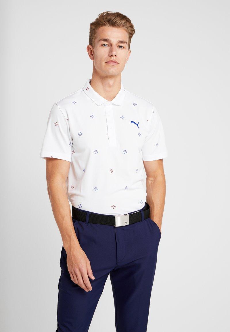 Puma Golf - DITSY - Funktionsshirt - bright white