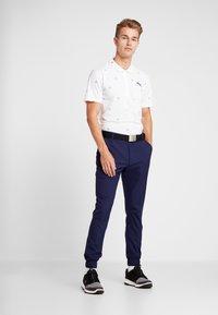 Puma Golf - DITSY - Funktionströja - bright white - 1