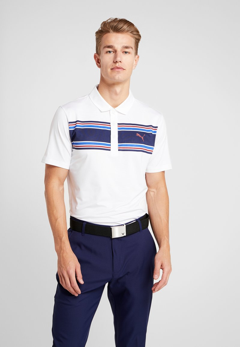 Puma Golf - MONTAUK  - Sports shirt - peacoat