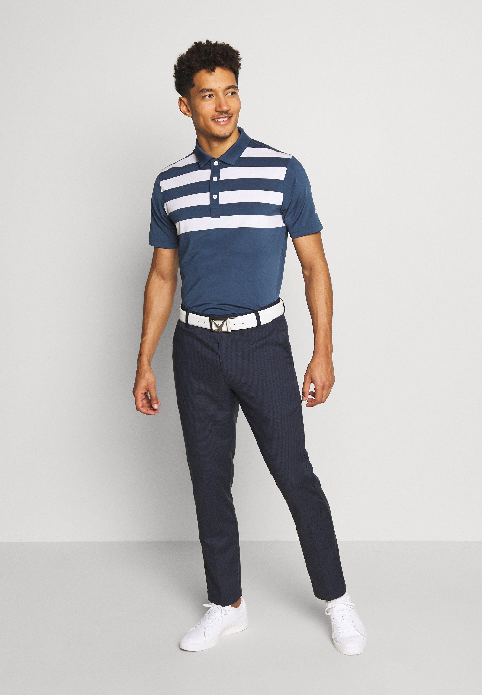 PARS AND STRIPES T shirt de sport dark denim