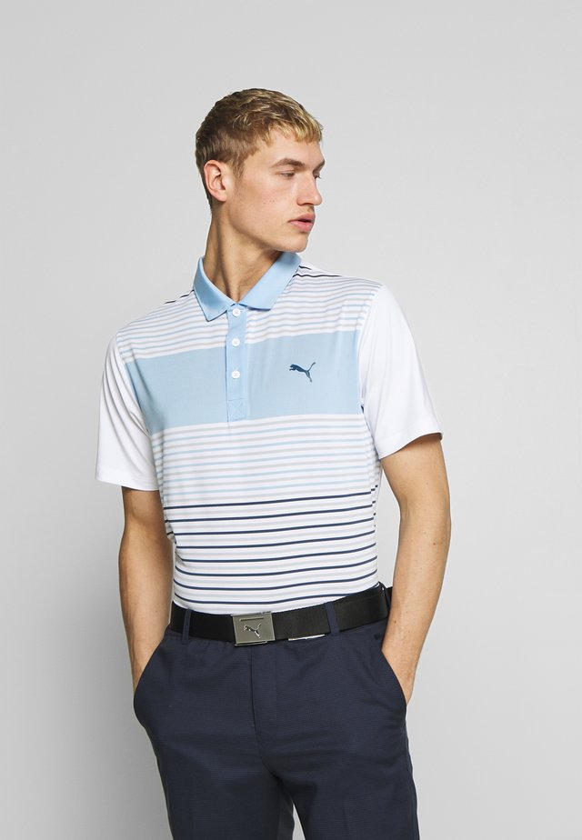 FLOODLIGHT  - Poloshirts - blue bell