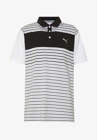 Puma Golf - FLOODLIGHT  - Polo - puma black - 4