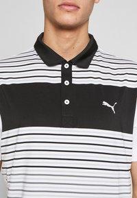 Puma Golf - FLOODLIGHT  - Polo - puma black - 5