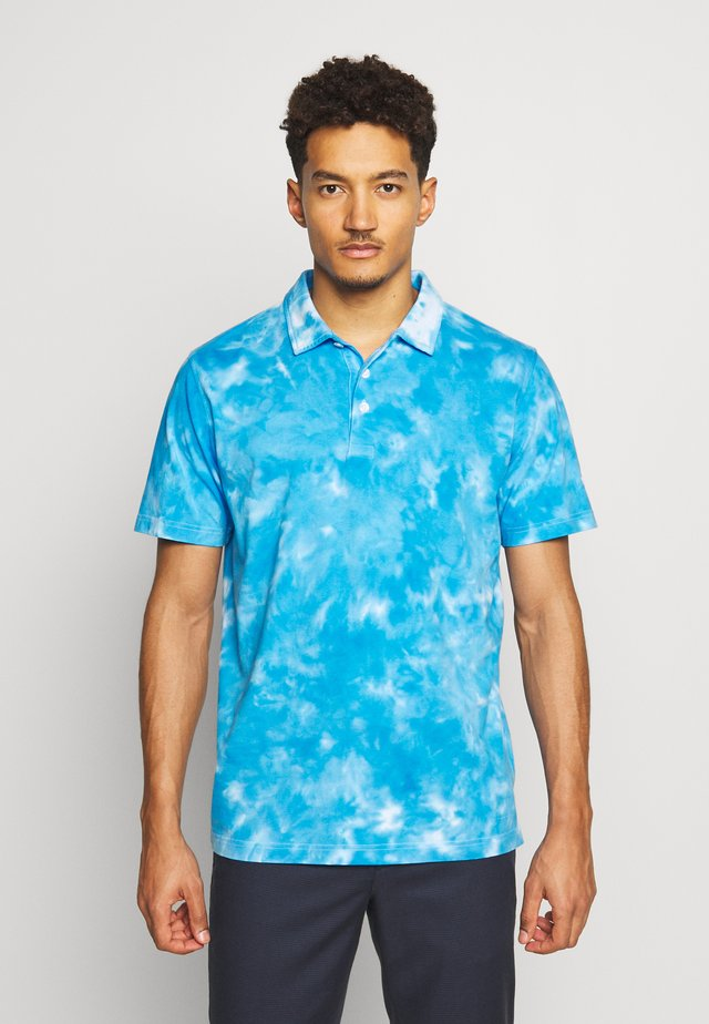 HAIGHT - Polo shirt - ibiza blue