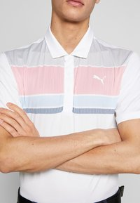 Puma Golf - ROAD MAP - Polo - rapture rose/blue bell - 5