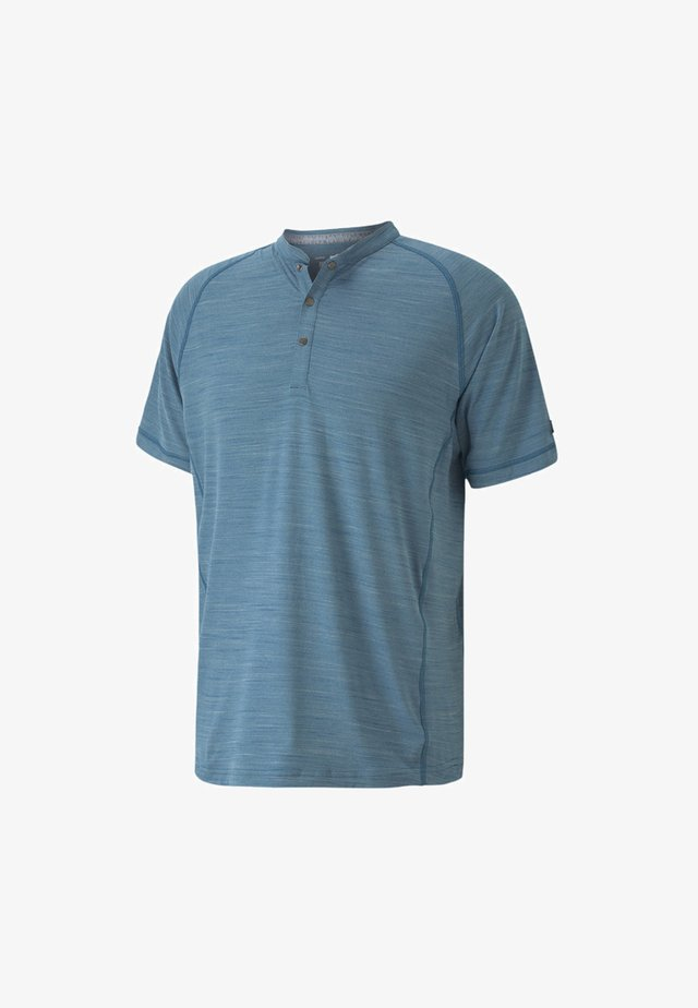 Polo shirt - digi-blue