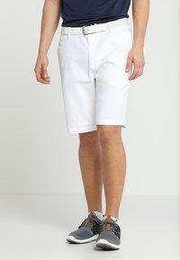 Puma Golf - JACKPOT - Korte sportsbukser - bright white - 0