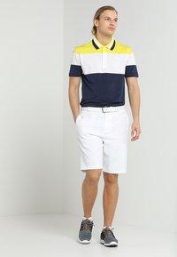 Puma Golf - JACKPOT - Korte sportsbukser - bright white - 1