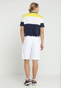 Puma Golf - JACKPOT - Korte sportsbukser - bright white - 2