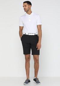 Puma Golf - JACKPOT - kurze Sporthose - black heather - 1