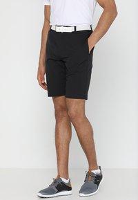 Puma Golf - JACKPOT - kurze Sporthose - black heather - 0