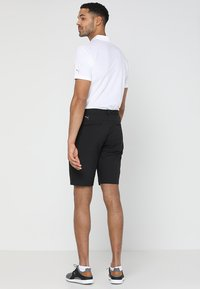 Puma Golf - JACKPOT - kurze Sporthose - black heather - 2