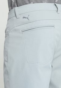 Puma Golf - JACKPOT 5 POCKET PANT - Tygbyxor - quarry - 5