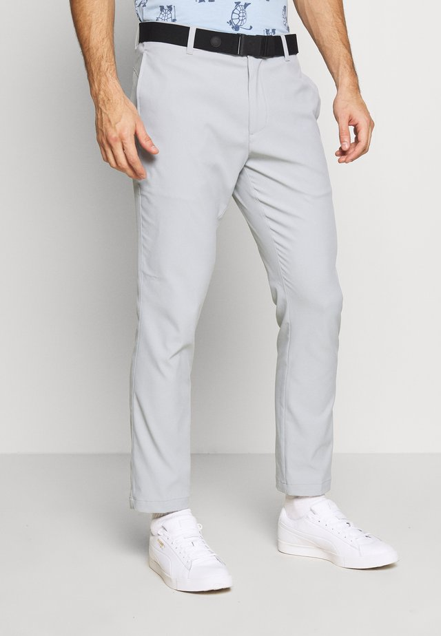 TAILORED JACKPOT PANT - Kangashousut - quarry