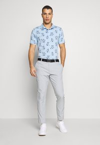 Puma Golf - TAILORED JACKPOT PANT - Kalhoty - quarry - 1