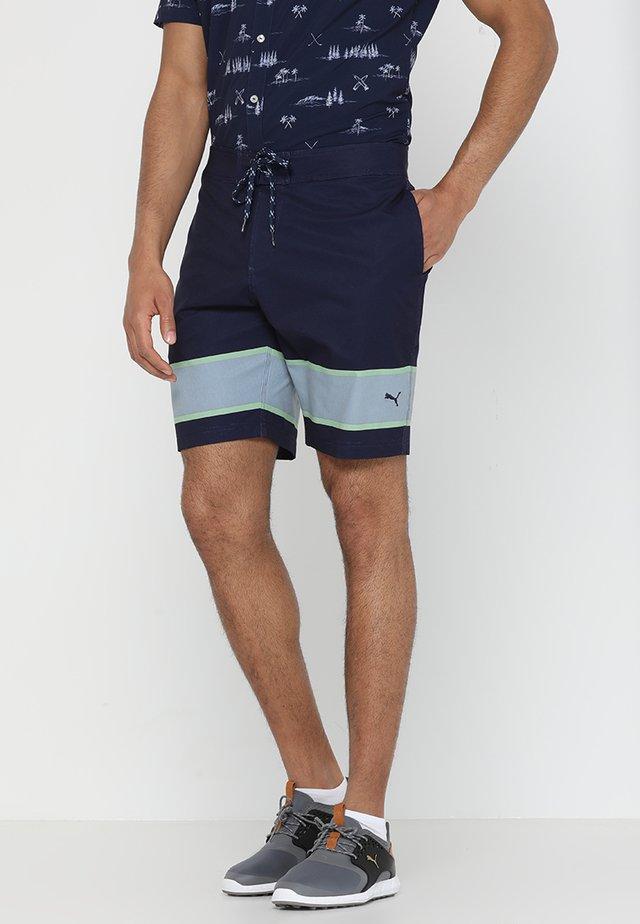 HANG TEN BOARDSHORT - Sports shorts - peacoat