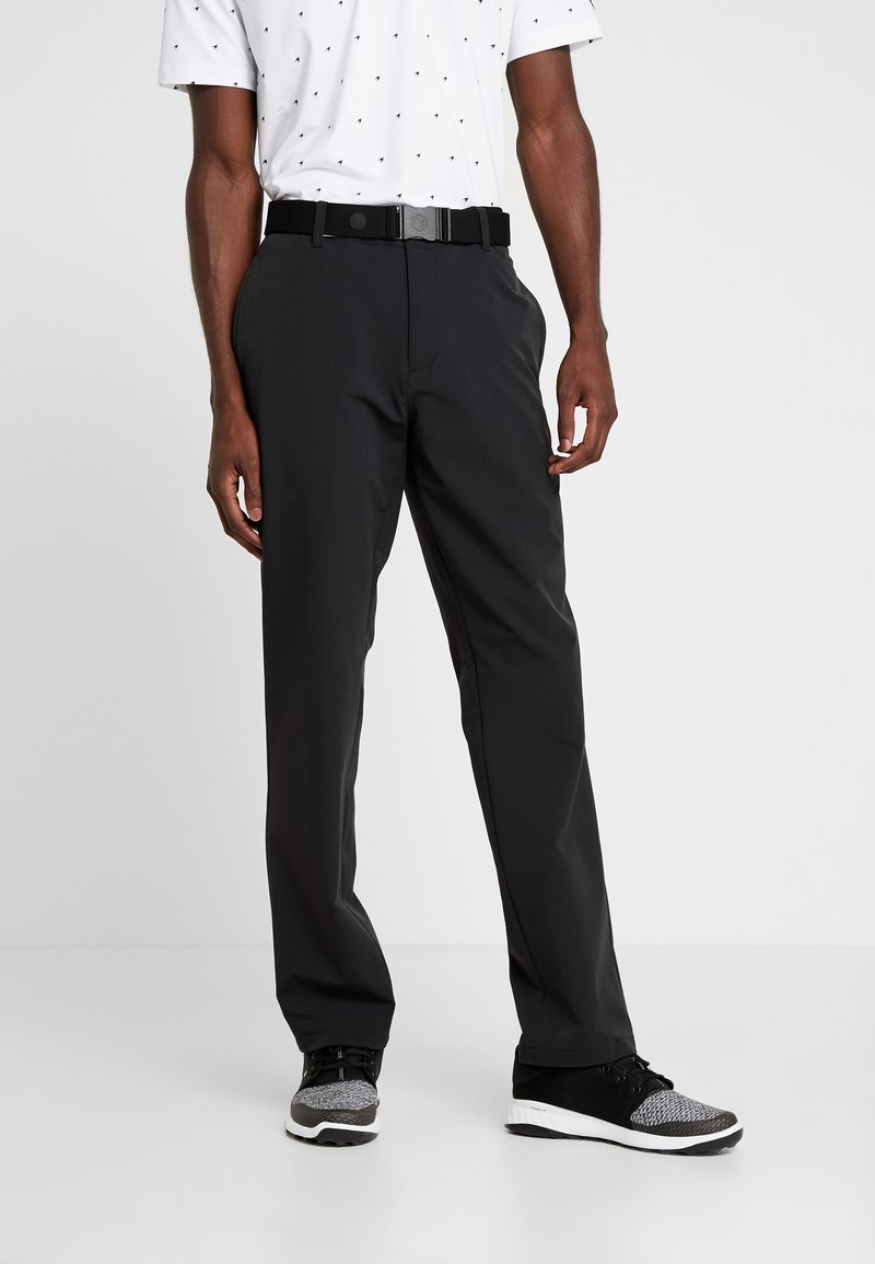 Puma Golf - STRETCH UTILITY PANT 2.0 - Pantalones - black