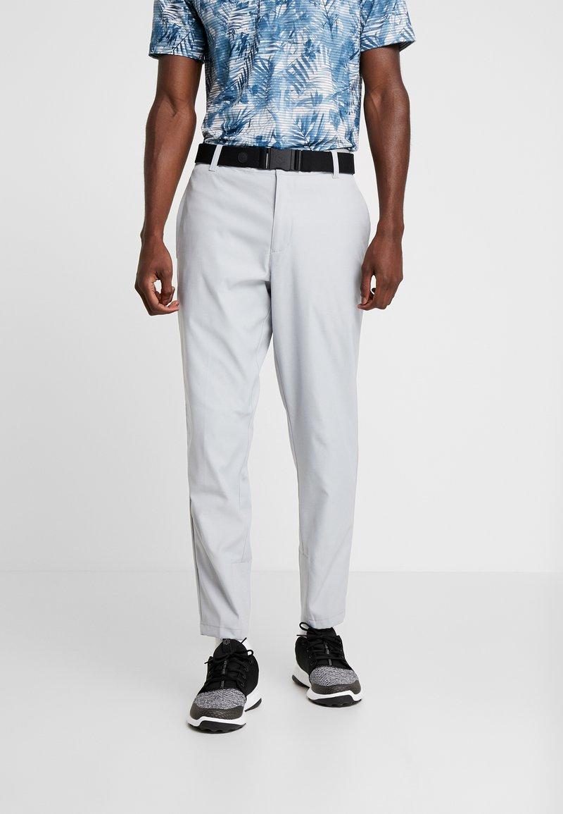 Puma Golf - JOGGER - Trousers - quarry