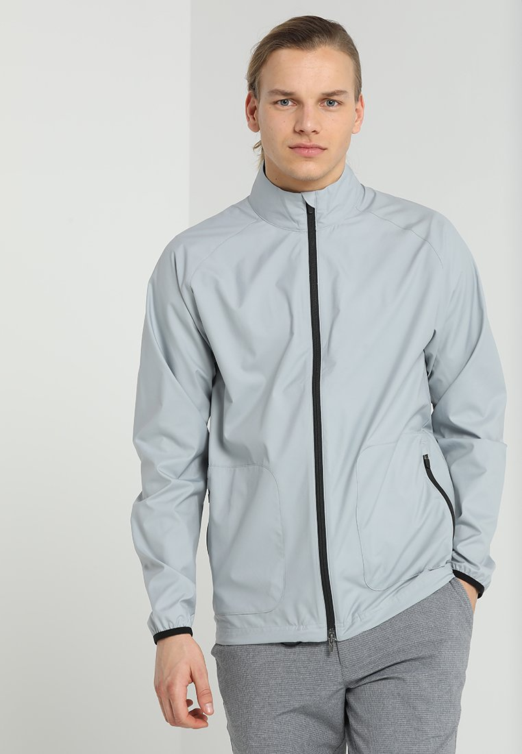 Puma Golf - ZEPHYR JACKET - Windbreaker - quarry