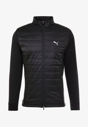QUILTED PRIMALOFT JACKET - Giacca outdoor - black