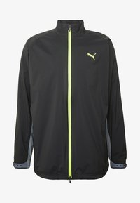 Puma Golf - ULTRADRY JACKET - Sadetakki - black - 5