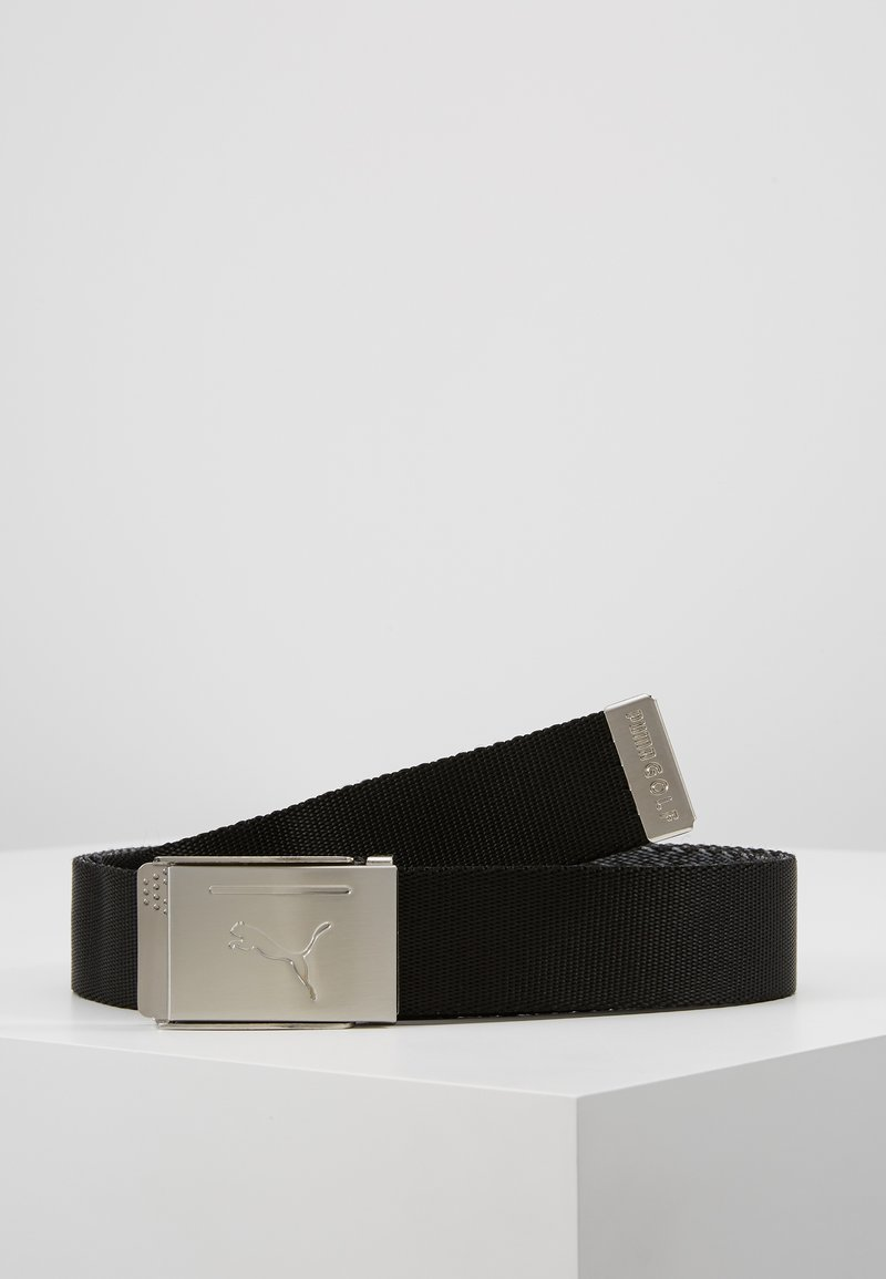 Puma Golf - REVERSIBLE BELT - Riem - black