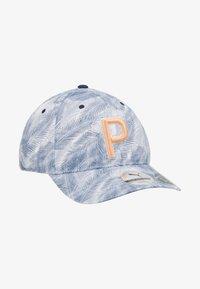 Puma Golf - PALMS - Lippalakki - dark denim cantaloupe - 1
