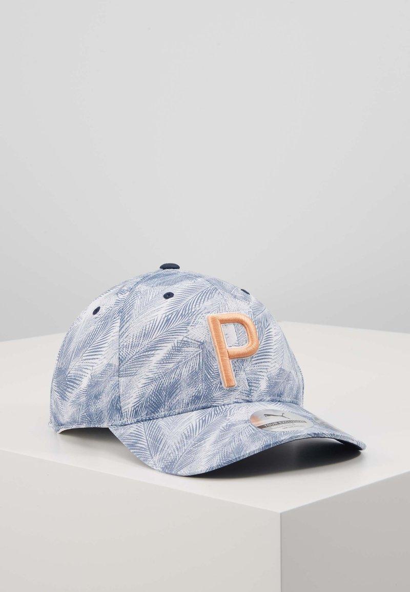 Puma Golf - PALMS - Lippalakki - dark denim cantaloupe