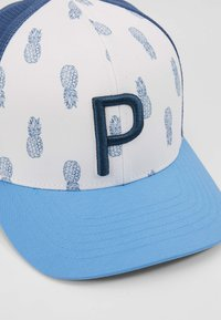 Puma Golf - TRUCKER SWEETNESS - Lippalakki - bright white - 2