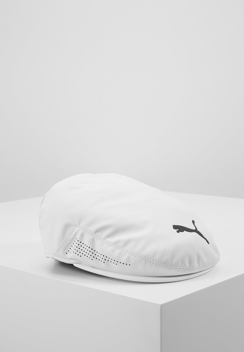 Puma Golf - TOUR DRIVER CAP - Cap - bright white