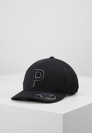 TRUCKER P 110 CAP - Cap - black