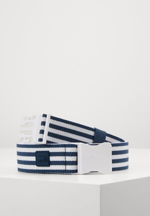 ULTRALITE STRETCH BELT PARS STRIPES - Pásek - dark denim