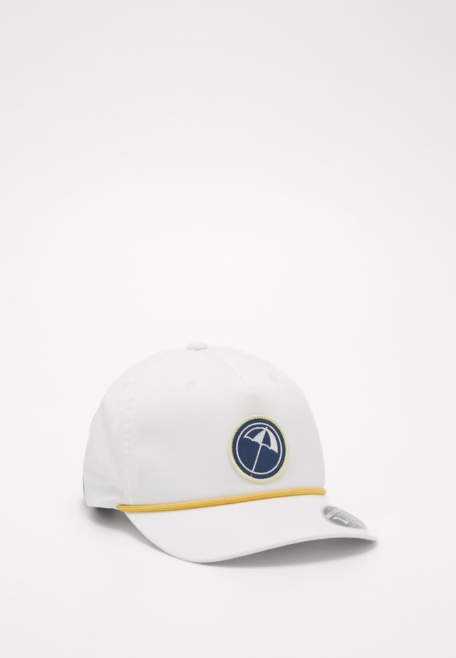 ROPE SNAPBACK - Keps - bright white